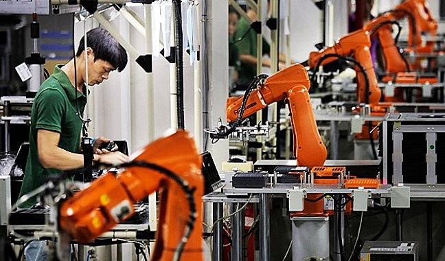 Cách mạng Robot của Trung Quốc có thể ảnh hưởng đến nền kinh tế toàn cầu