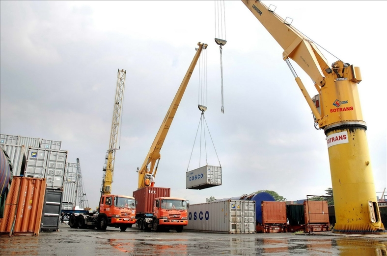 Tham vọng kim ngạch xuất khẩu hàng hóa năm 2020 gấp 3 lần năm 2010