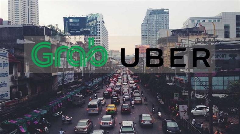 Grab sắp thâu tóm hoạt động của Uber ở Đông Nam Á?
