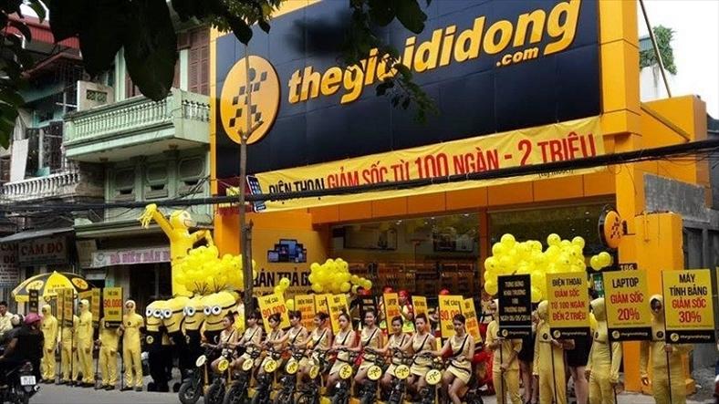 Mekong Enterprise Fund II hoàn tất thoái vốn tại Thế Giới Di Động, lãi 56 lần