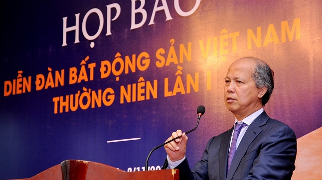Diễn đàn Bất động sản Việt Nam lần thứ nhất: Cơ hội để đánh giá lại thị trường