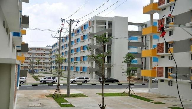 Hà Nội sắp có nhà 150 triệu đồng cho công nhân