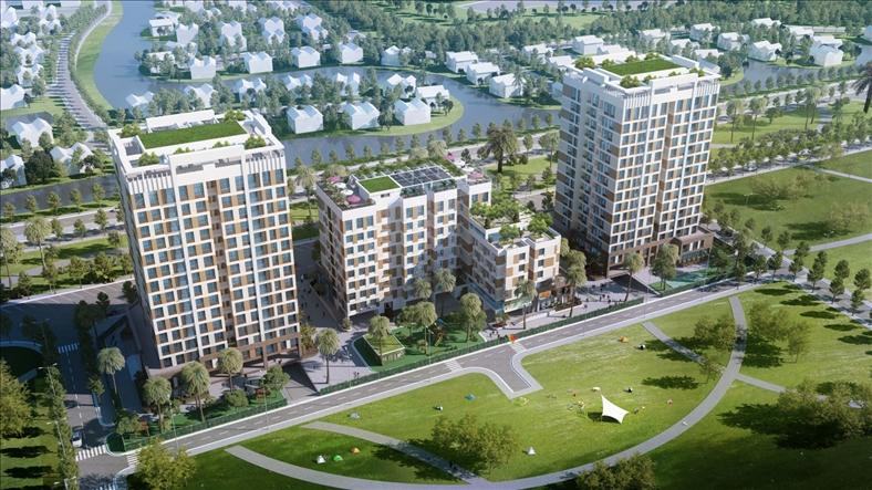 Điểm các dự án bất động sản mở bán trong tháng 6