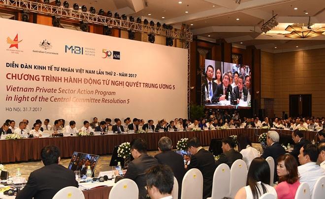Thủ tướng Nguyễn Xuân Phúc: Cần tìm cách thu hút nguồn lực vào Việt Nam
