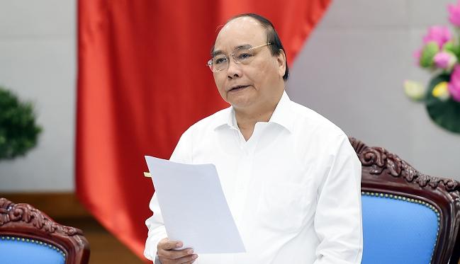 """Thủ tướng Nguyễn Xuân Phúc: Các tỉnh, thành phố không được để """"tuột tay"""" mục tiêu"""