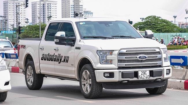 Tăng thuế tiêu thụ đặc biệt: Mua ô tô bán tải giá 1 tỷ, có thể phải đóng thuế 540 triệu