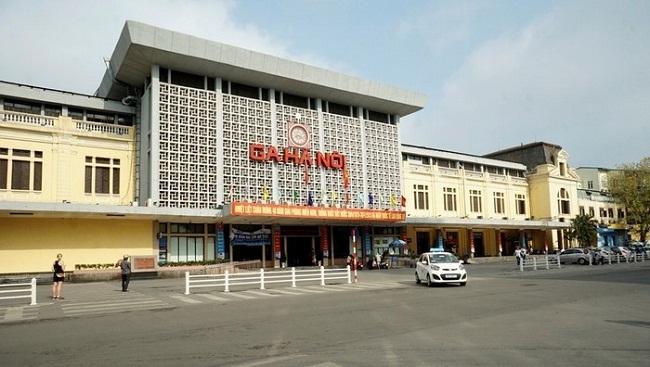 Đề xuất xây cao ốc 70 tầng ở Ga Hà Nội