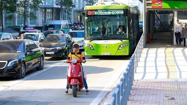 Ông Bùi Danh Liên: BRT Hà Nội kém hiệu quả, gây thêm ùn tắc