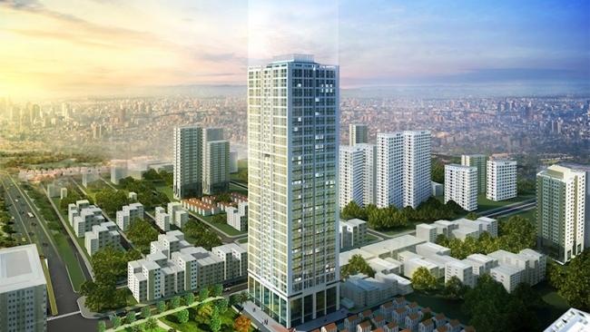 Ai sẽ giải cứu cao ốc 51 tầng bị ngân hàng siết nợ?