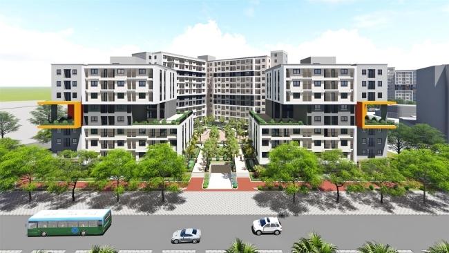Sắp có nhà ở xã hội giá dưới 13 triệu đồng/m2 tại Đông Anh, Hà Nội