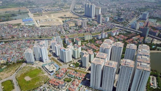 Kiến trúc đô thị của Việt Nam