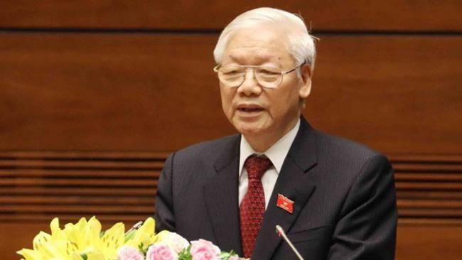 Chủ tịch nước trình Quốc hội phê chuẩn Hiệp định CPTPP