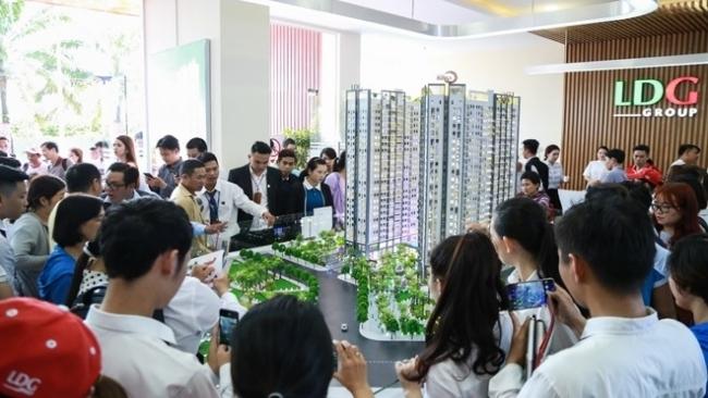 Sụt giảm nguồn cung, bất động sản TP. HCM tăng giá dịp cuối năm