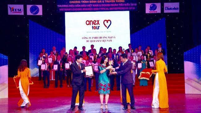 Hai doanh nghiệp Khánh Hoà được vinh danh Thương hiệu dẫn đầu và doanh nhân tiêu biểu 2018