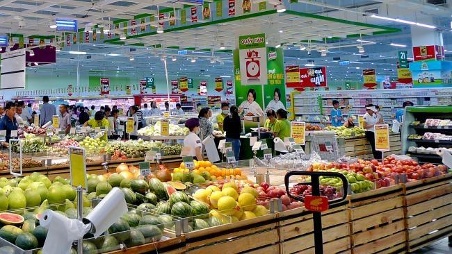 TP. HCM đặt mục tiêu có 5 tập đoàn bán lẻ hàng đầu Việt Nam