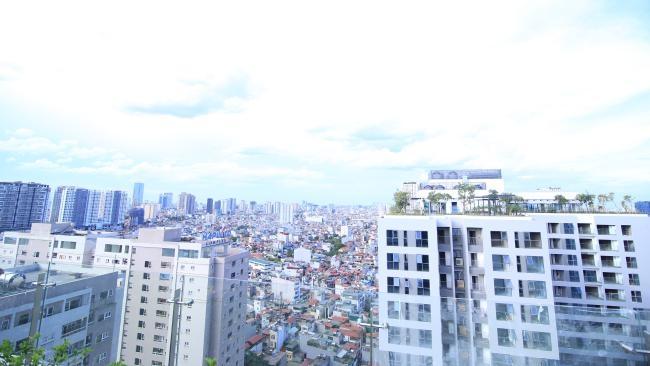 Thị trường chung cư Hà Nội lao dốc