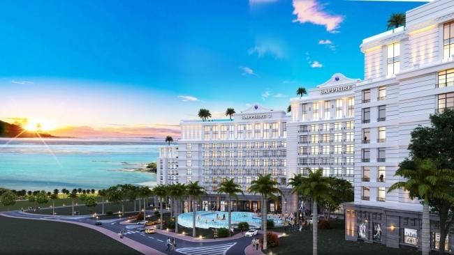 Bất động sản du lịch biển cạnh tranh giành giật du khách