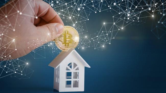 Mập mờ tương lai ứng dụng blockchain trong bất động sản