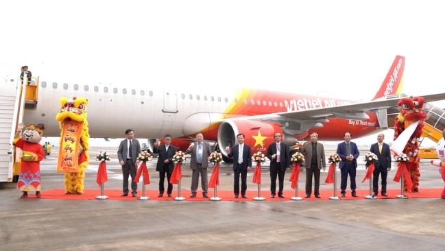 Vietjet khai trương đường bay TP. HCM – Vân Đồn