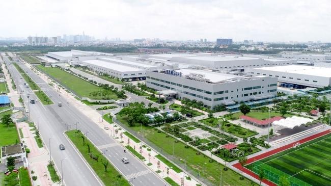 Dòng vốn đầu tư rút khỏi Trung Quốc, bất động sản công nghiệp Việt Nam hưởng lợi