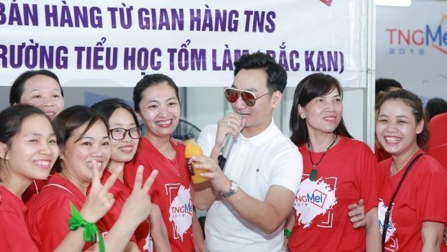 TNG Holdings Vietnam gây quỹ xây trường học cho trẻ em vùng cao