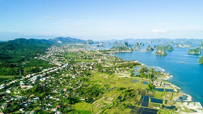 Quảng Ninh rót hơn 8.300 tỷ đồng xây dựng khu kinh tế Vân Đồn