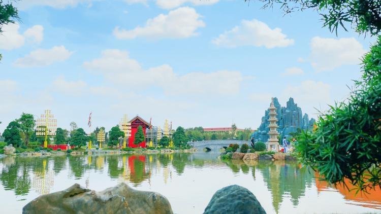 Chiêm ngưỡng khu vườn Nhật Bản lớn nhất Việt Nam