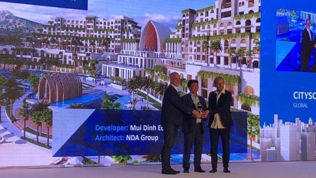 Dự án ApartHotel của Việt Nam được vinh danh trên thế giới