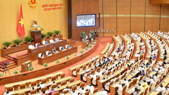 Quốc hội sẽ thông qua nhiều nội dung quan trọng tại kỳ họp thứ 10