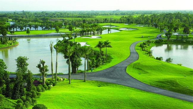 Điều kiện mới về đầu tư sân golf