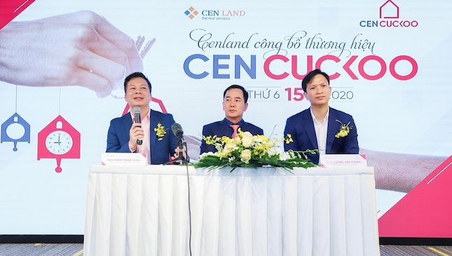 CenLand kinh doanh căn hộ dịch vụ