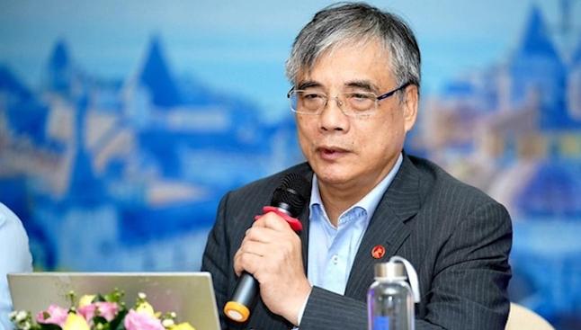 Ông Trần Đình Thiên: Nên tập trung cứu doanh nghiệp lớn