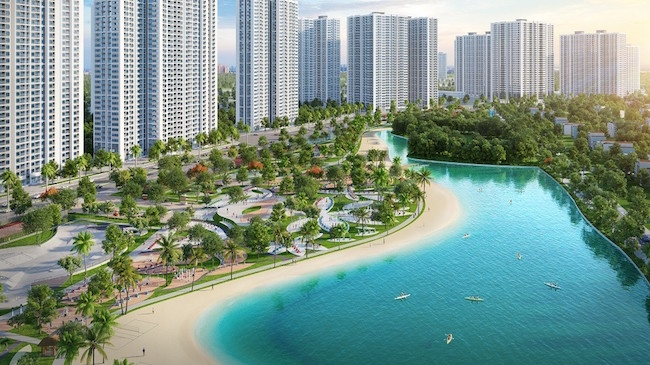 'Sẽ không xảy ra bong bóng bất động sản trong 2021'