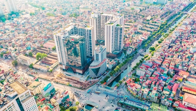 Diễn biến ngược chiều của thị trường văn phòng TP. HCM và Hà Nội