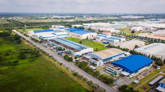 Bất động sản công nghiệp vẫn nóng trong đại dịch Covid-19