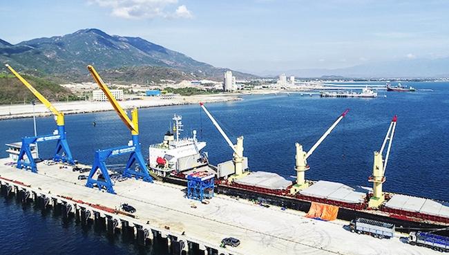 IPPG tài trợ 5 triệu USD lập quy hoạch Vân Phong