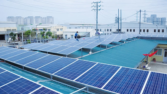Chính thức có hướng dẫn phát triển điện mặt trời mái nhà