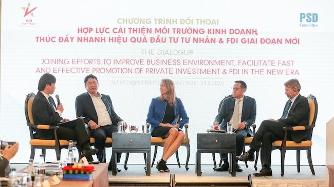 Giải pháp thúc đẩy đầu tư tư nhân và FDI giai đoạn mới