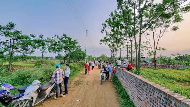 Cảnh báo bong bóng nhà đất vùng ven Hà Nội
