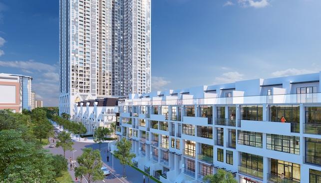 Sức mua căn hộ Hà Nội xuống mức thấp nhấp 5 năm