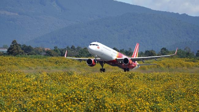Giải pháp phục hồi ngành hàng không Việt Nam sau dịch
