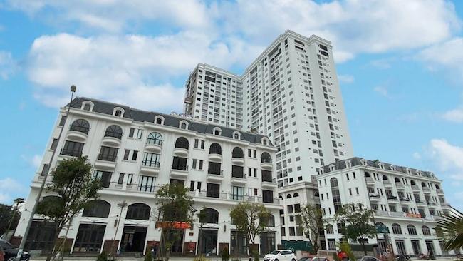 Nguồn cung căn hộ Hà Nội giảm mạnh
