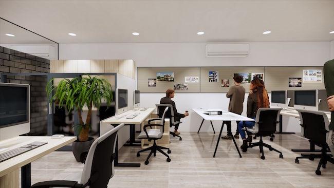 Xu hướng thay đổi của thị trường văn phòng cho thuê