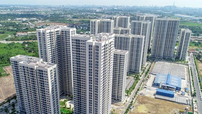 TP. HCM khan hiếm căn hộ dưới 2 tỷ đồng