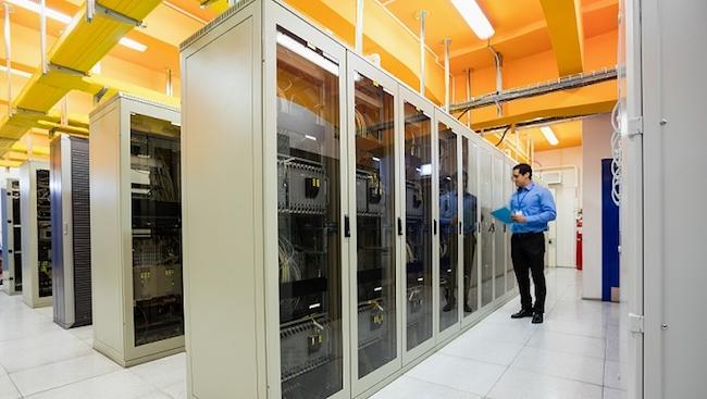 Săn đất xây trung tâm dữ liệu