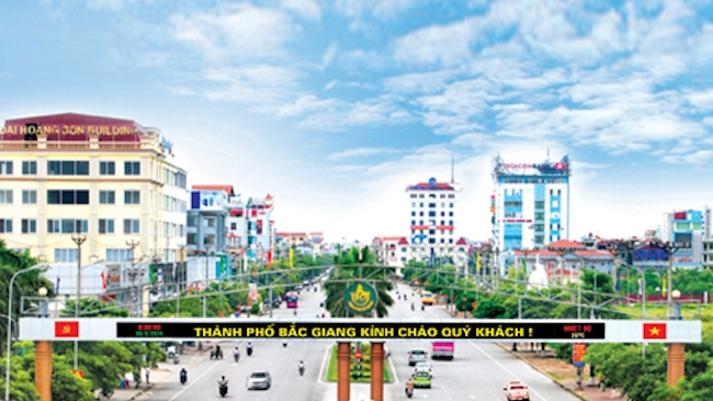 Bắc Giang quy hoạch hai khu đô thị gần 4.000ha