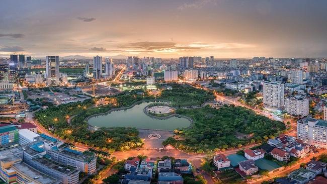 Bất động sản Tây Hà Nội vẫn nóng giữa đại dịch