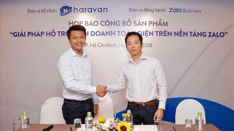 Ra mắt giải pháp hỗ trợ doanh nghiệp kinh doanh trên nền tảng Zalo