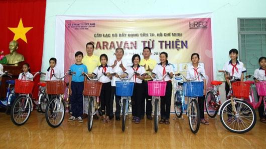 HREC tổ chức Caravan xúc tiến đầu tư tỉnh Đồng Nai