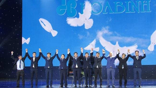 Tập đoàn xây dựng Hòa Bình chuyển giao thế hệ